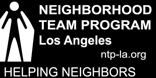 🚒THE NEIGHBORHOOD TEAM PROGRAM IN VENICE - VIRTUAL EMERGENCY PREPAREDNESS TRAINING #3!  WEDNESDAY, APRIL 21~7PM!